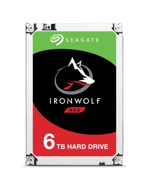 Ironwolf 6tb nas SEAGATE - NAS HDD DESKTOP ST6000VN0033 8719706003674 ST6000VN0033 by No