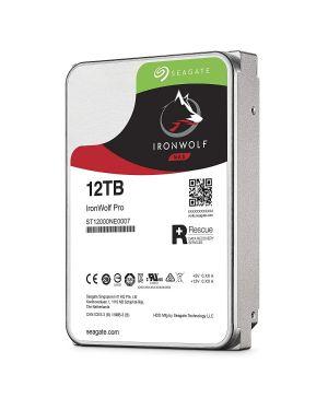 Ironwolf pro 12tb sata ST12000NE0007