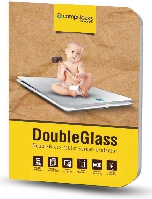 Doubleglass prem temp 9h COMPULOCKS - ACCS DGSIPDP105 819472020207 DGSIPDP105 by No