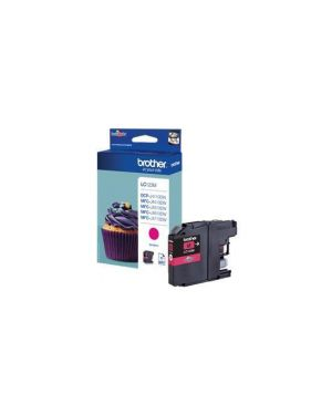 Cartuccia magenta lc-123m BROTHER - CONSUMABLES INK LC123M 4977766713917 LC123M