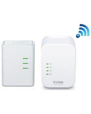 Powerline kit wireless n500 D-LINK - RETAIL DHP-W311AV 790069372285 DHP-W311AV
