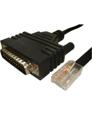 Straight serial cable CISCO - ACCESSORIES CAB-CONAUX= 746320796109 CAB-CONAUX=