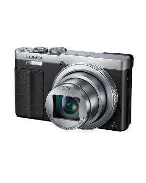 Tz70 lumix wifi nera e silver Panasonic DMC-TZ70EG-S 5025232817511 DMC-TZ70EG-S