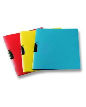 Cartellina clipper rosso Fellowes F007RO 8015687007596 F007RO