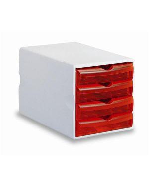 Cassettiera 4cassetti big red tr 24050TR