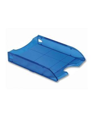 Portacorrisp trasp blu fdo pieno Fellowes E041TB 8015687018189 E041TB
