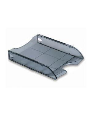 Portacorrisp trasp grigio fdo pieno Fellowes E041TGF 8015687018196 E041TGF