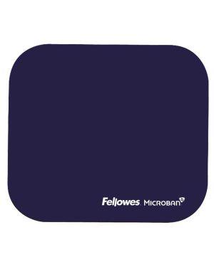 Mousepad microban blu Fellowes 5933805 43859544011 5933805