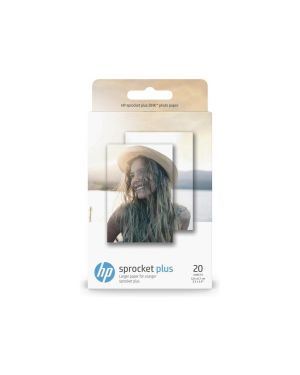 Hp sprocked plus photo paper 2LY72A