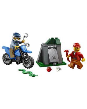 Lego city inseguimento fuori strada 60170 60170