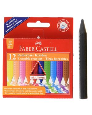 PASTELLI CERA CASTELL GRIP 12 122520 by No