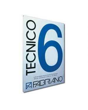 Blocco fabriano tecnico 6 collato a3 gr.240 fg.20 ruvido FABRIANO 9729742 8001348118992 9729742