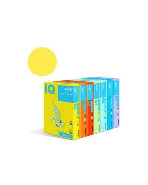 Carta fotocopie colorata forte gr.80 a4 i - q giallo cy39 fg.500 MONDI 180036729 9003974402918 180036729