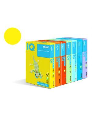 Carta fotocopie colorata forte gr.80 a3. i - q giallo cy39 fg.500 MONDI 180037308 9003974402932 180037308