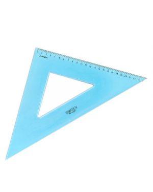 Squadra isotek tecnica in plexiglas 36/45 73037