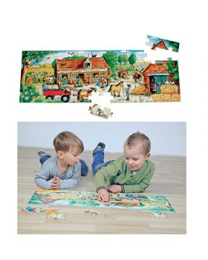 Puzzle da pavimento fattoria BELEDUC 16208 4014888162084 16208 by No