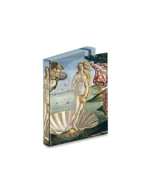 Portaprogetti kaos d.5  botticelli - nascita di venere GUT EDIZIONI 85836 8013075858362 85836