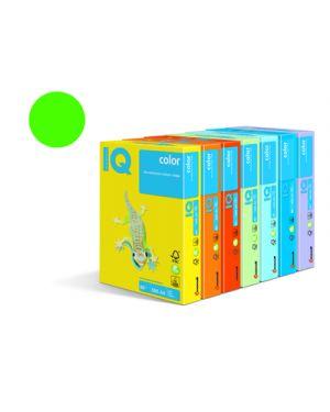 Carta fotocopie colorata forte gr.80 a3. i - q verde t. lg46 fg.500 MONDI 180037414 9003974400716 180037414