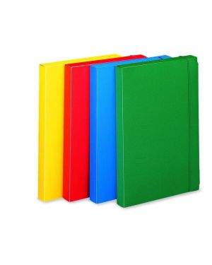Cartella progetto dorso 3 verde Fellowes U140VE 8015687007213 U140VE