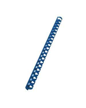 dorso plastico d.8mm blu Fellowes 5345506 77511534553 5345506