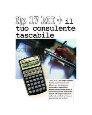 HP 17BII+ F2234A#UUZ by No