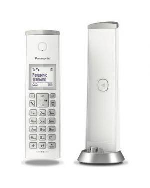 Cordless design kx-tgk220 white Panasonic KX-TGK220JTW 5025232859382 KX-TGK220JTW by Panasonic