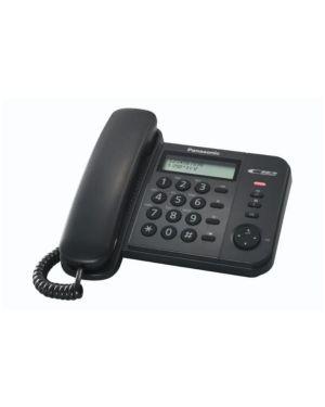 Telefono fisso kx-ts560ex1b Panasonic KX-TS560EX1B 5025232490912 KX-TS560EX1B by Panasonic