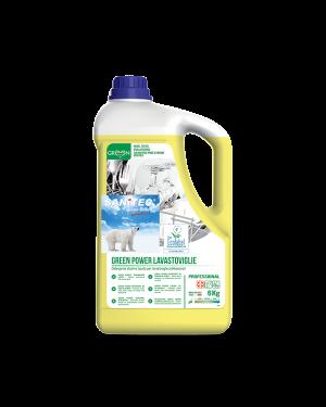 Greenpower lavastoviglie 6kg Sanitec 4017-S  4017-S
