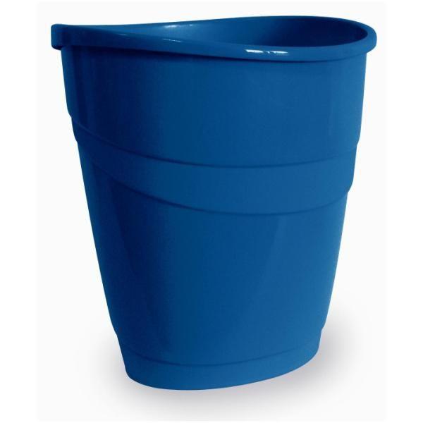 Cestino blu opaco 16lt Arda 4116AA 8003438004925 4116AA by Arda