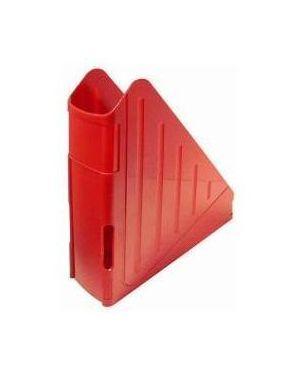 Portariviste rosso opaco CONFEZIONE DA 2 4118RO