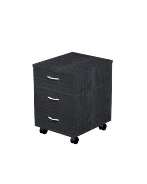 Cassettiera 3 cassetti grigio smont Artexport 60021/9  60021/9