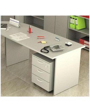 Scrivania operativa 160 maia grigio Artexport 603-PAN/9  603-PAN/9