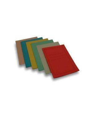 Cf100cartelline sempl pannose rosso - Pannosa 0205505RO