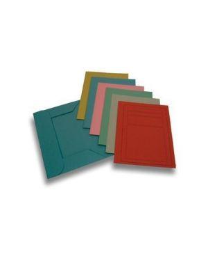 Cf50cartelline 3 lembi manilla ross - Manilla 0205506RO