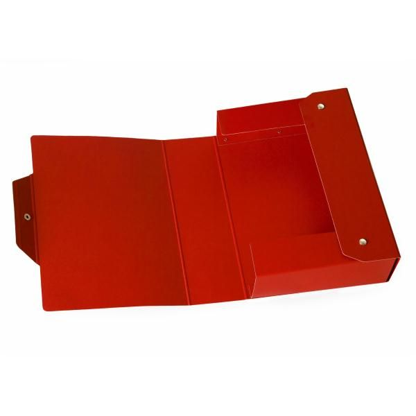 Scatole prog c - bott dorso2 rosso Brefiocart 020E7611R 8014819009798 020E7611R by Brefiocart