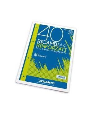 Ricambi a4 righe 4f 40ff Blasetti 2349A 8007758123496 2349A by Blasetti