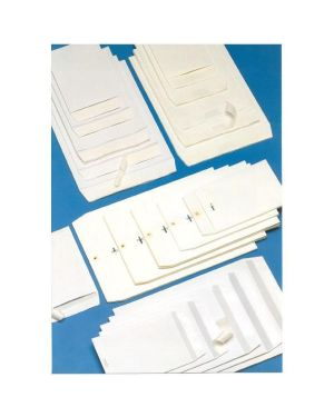 Bustesacco bianco25x35 3cm Blasetti 807 8007758008076 807