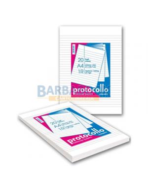 Fogli protocollo 60 gr. 1r Blasetti 1280 8007758015098 1280 by Blasetti