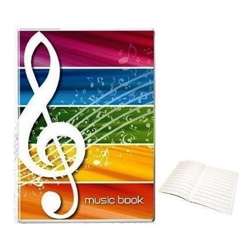 maxi musica a4 100g Blasetti 5707 8007758257078 5707 by Blasetti