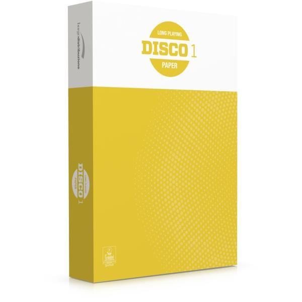 Risme disco 1 a4 80g - mq Burgo 1104431 8021047441535 1104431 by Burgo