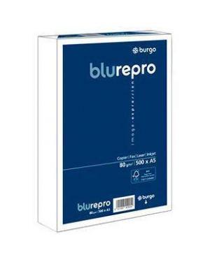 Cf10 risme repro80 blu a5 80g/mq - Repro blu 8062 by Burgo