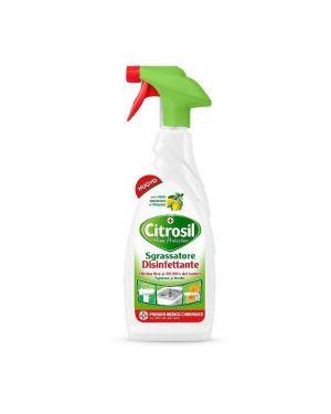 Citrosil sgrassante disinfettante in trigger 650ml limone M2800 8003650007292 M2800