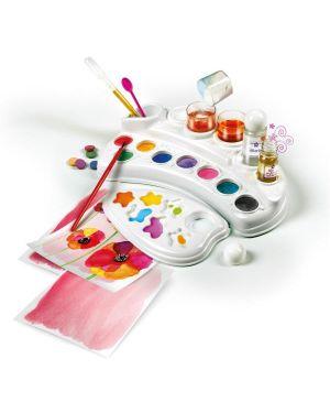 Crea idea - acquerelli profumati Clementoni 15220 8005125152209 15220 by No