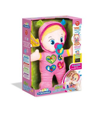 Alice la mia prima bambola Clementoni 17201A 8005125172016 17201A by No