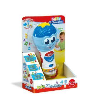Baby microfono Clementoni 17157 8005125171576 17157