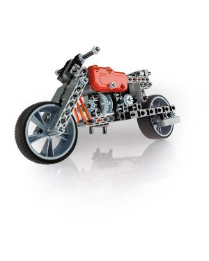 Lab.meccanica - roadster   dragster Clementoni 13969 8005125139699 13969