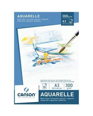 Blocco acquerello 29 7x42 a3 Canson 200005790 3148950057907 200005790 by Canson