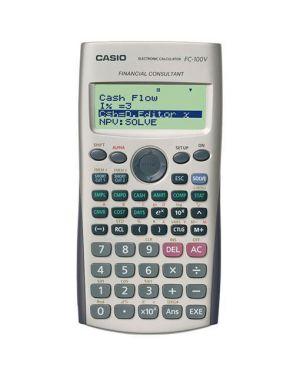 Finanziaria   10 cifre (10+2 Casio FC-100V 4971850172147 FC-100V