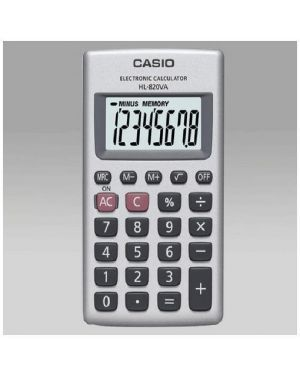 Hl-820va Casio HL-820VA 4971850175896 HL-820VA by Casio