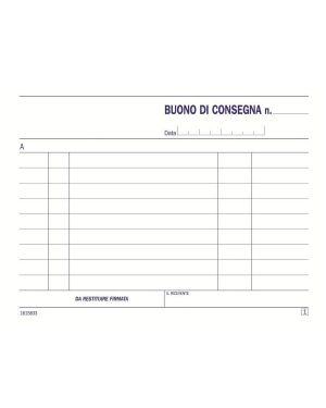 CF5 BLOCCO BUONI CONS RIC 11.5X16.5 DU161583300
